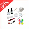 Offerta Kit Fresa + 5 Color Gel NEON