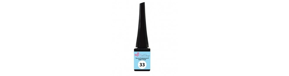 One Step 3 in 1 Naildesign